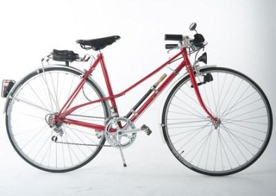 Bicicletas de paseo y ciudad