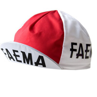 Gorra Ciclismo Vintage Faema