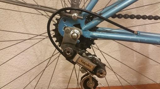 5 piñones Bicicleta Clásica ciudad marca Simon