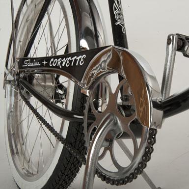Bicicleta Schwinn Corvette años ´50