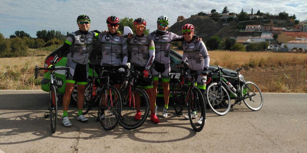 Grupeta Bicicletas Mañas - BM