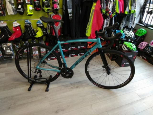 Bicicleta Ridley X-Trail Gravel Shimano 105 HDB
