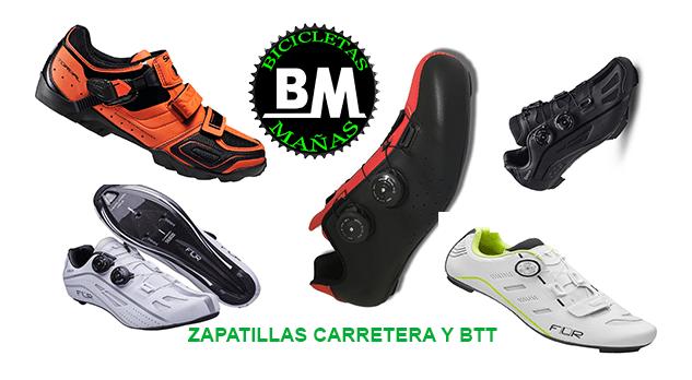 Zapatillas de Carretera y Btt
