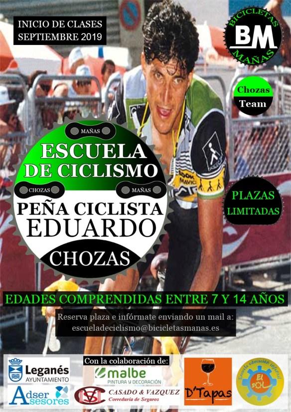 Escuela Ciclismo