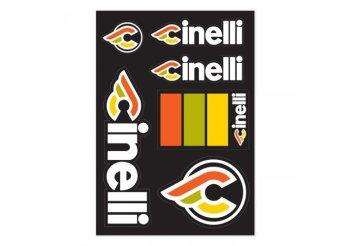 Stickere Cinelli Italo 79