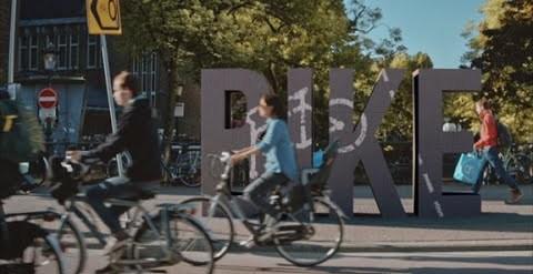 Biciclisti in Utrecht