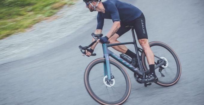 Scott Addict eRide, cea mai usoara bicicleta electrica de sosea
