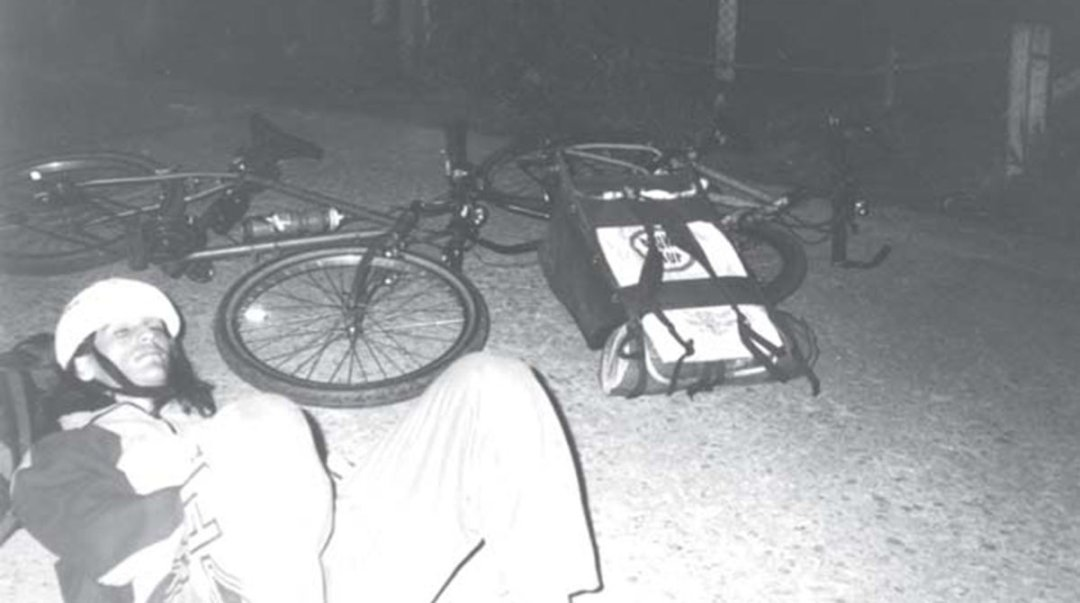 Numa madrugada de 1994, na Estrada Velha de Santos, sonhando com meus futuros livros