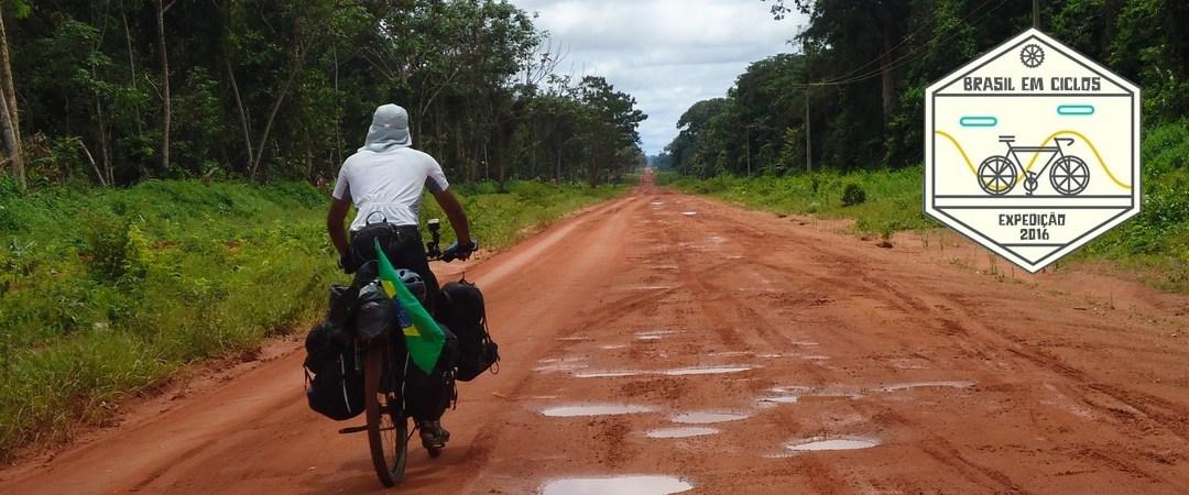 O Brasil em Ciclos, a maior cicloexpedição já realizada pelo Brasil