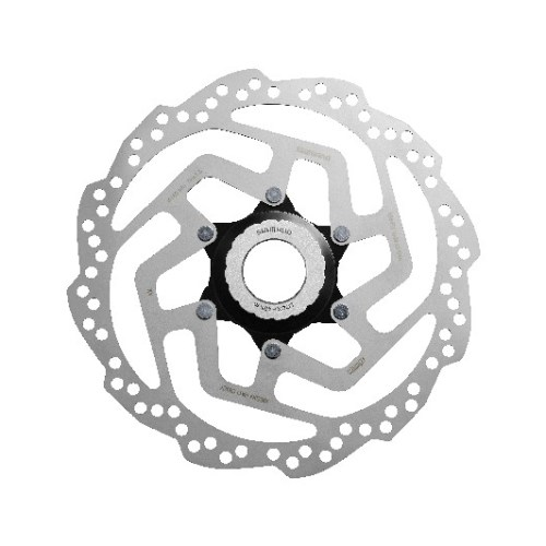 ROTOR DISK KOČNICE SHIMANO SM-RT10-M, 180MM, W/LOCK RING, FOR RESIN PAD ONLY, BULK