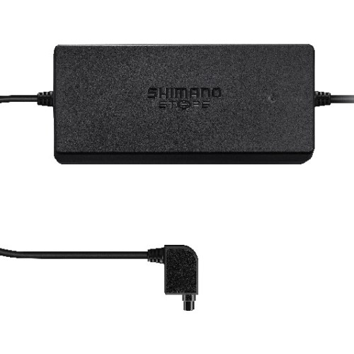 PUNJAČ SHIMANO (4A), EC-E6000-1, BUILT IN AC POWER CABLE FOR EU, W/O ADAPTER(SM-BTE60), IND.PACK