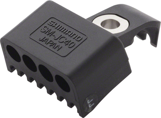 JUNCTION-B SHIMANO SM-JC40, FOR EXTERNAL WIRE ROUTING FRAME, IND.PACK