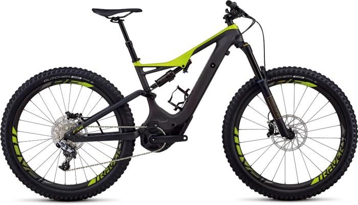Specialized Turbo Levo Carbon 2018 con telaio in fibra di carbonio