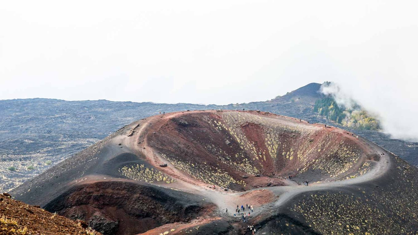Cratere dell'Etna