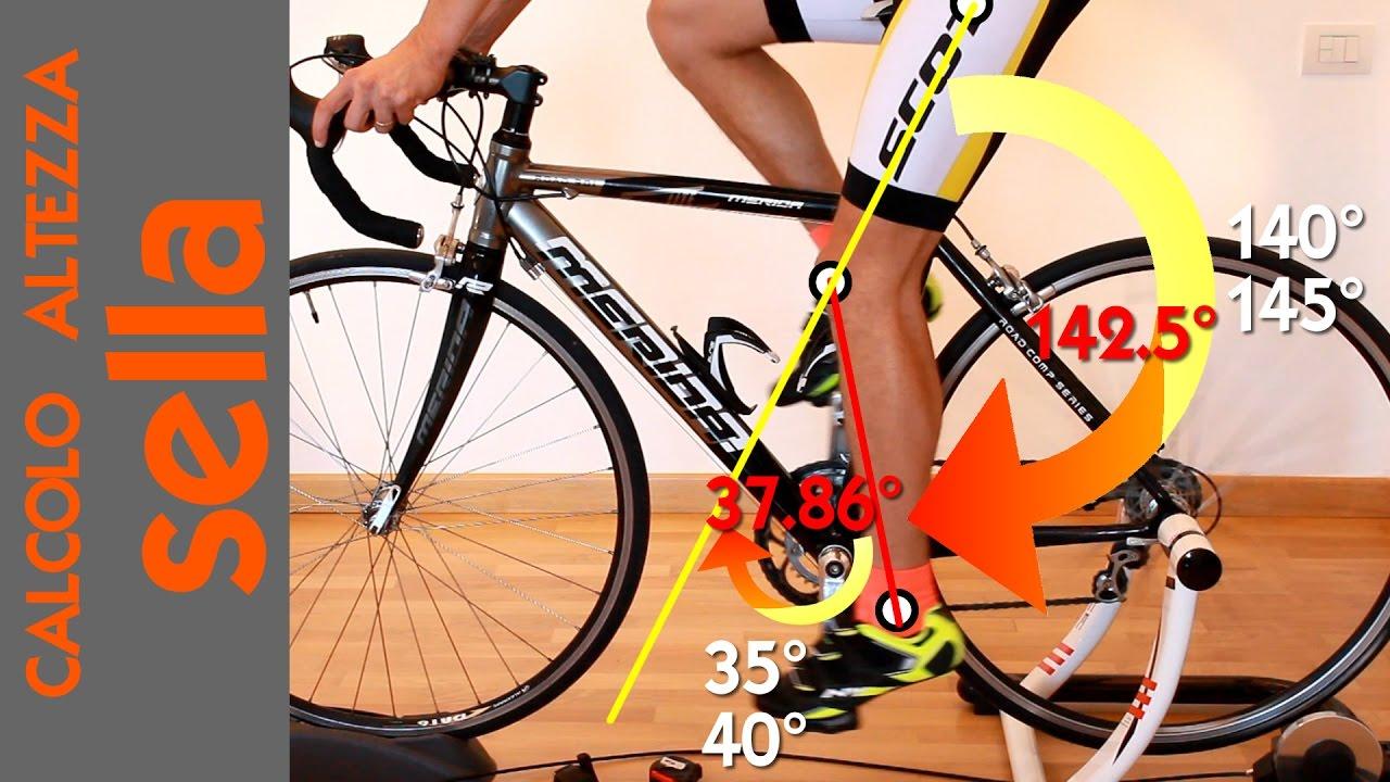 Calcolo misure bici da corsa: Scopri come calcolare la ...