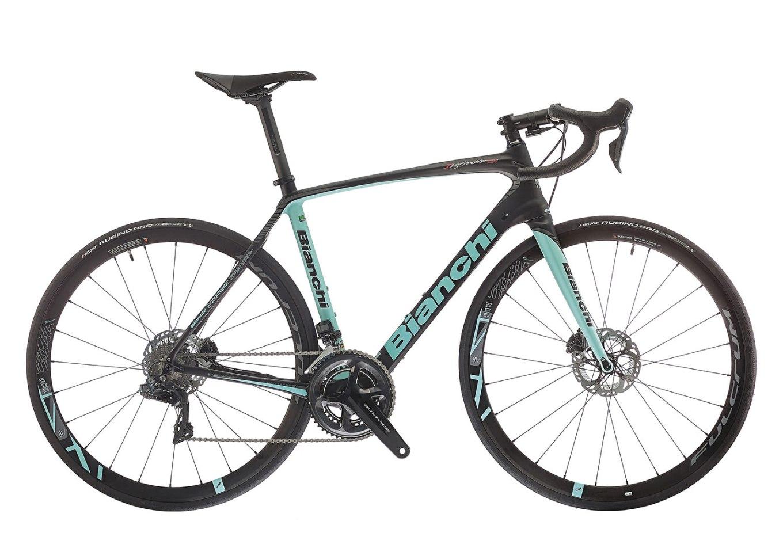 Endurance bike Bianchi Infinito CV Disc con Shimano Dura Ace Di2 (bianchi.com)