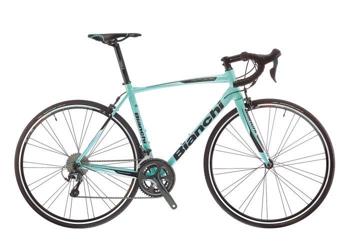 Bici da cicloturismo Bianchi Via Nirone 7 con Shimano Tiagra (bianchi.com)