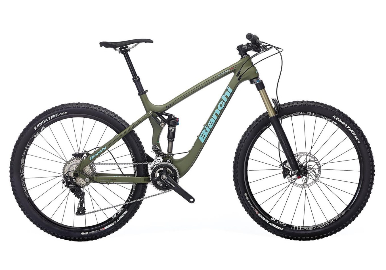 Trail bike Bianchi Ethanol 27.1 (www.bianchi.com)
