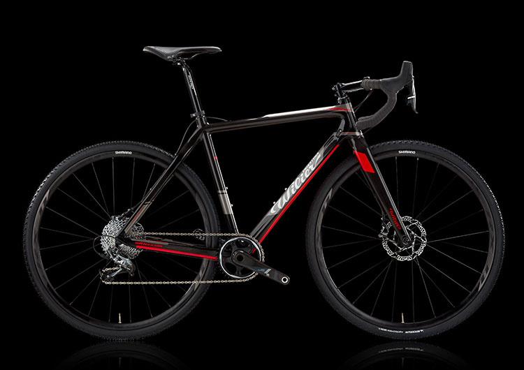 Wilier Cross Disc Carbon da ciclocross (wilier.com)