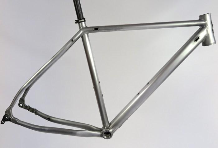 Telaio in alluminio di una bici da corsa (Bikerumor)