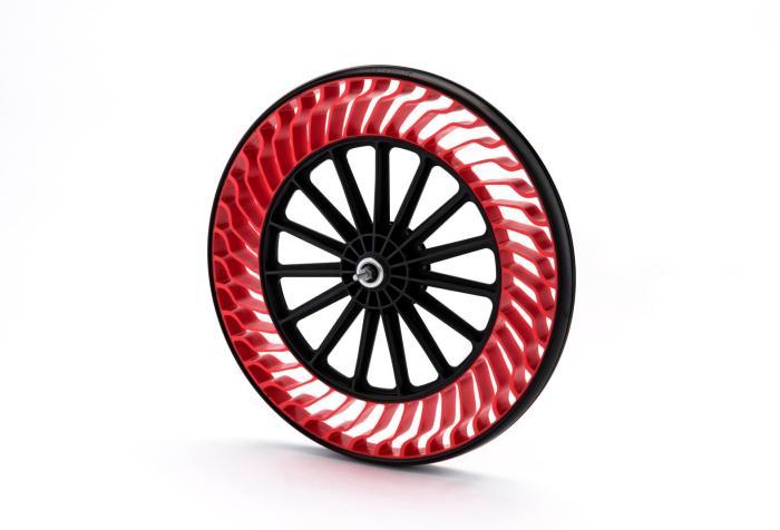 Gomma Bridgestone Air Free Concept (Bridgestone)