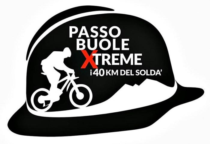 Logo della gara Passo Buole Xtreme (saporiesagre.it)