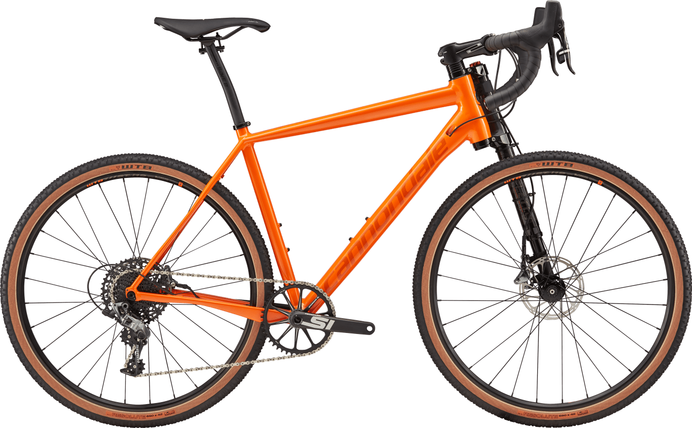 Gravel bike Cannondale Slate Force 1 (cannondale.com)