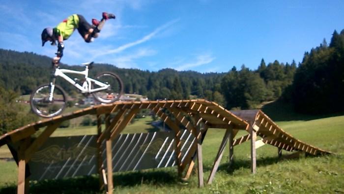 Bike Park Lavarone
