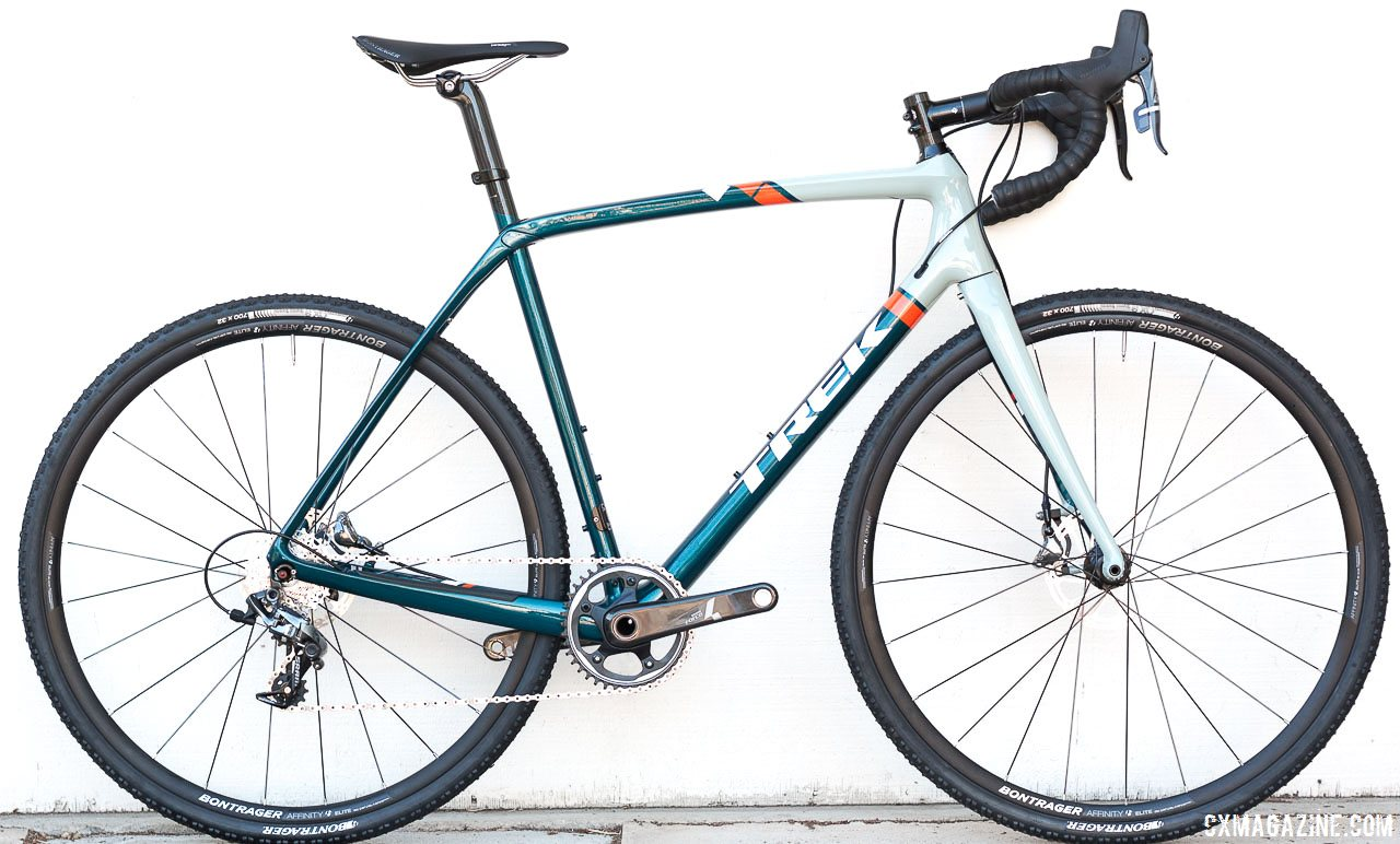 Trek Boone 7 Disc in Review. © Cyclocross Magazine