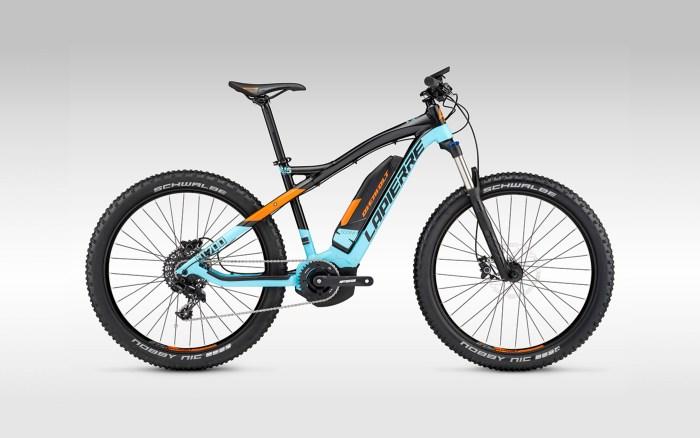 Mountain bike elettrica front Lapierre Overvolt HT 700+ (lapierrebikes.it)