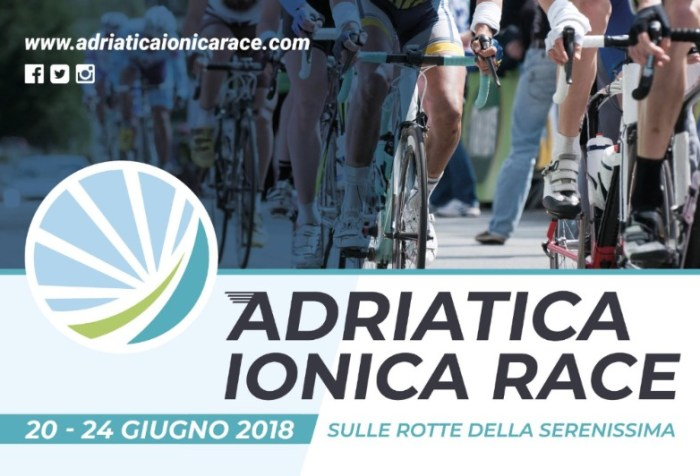 Logo Adriatica Ionica Race