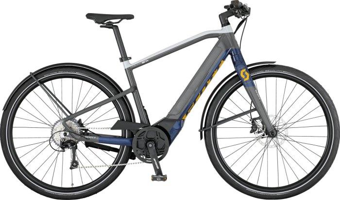 Scott E-Silence 10, la urban ebike proposta dal brand elvetico-americano ai propri fan (scott-sports.com)