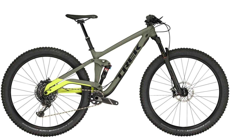 Ecco qui il nuovo modello di mtb presentato da Trek ai propri fan: Full Stache 8 da trail (trekbikes.com)