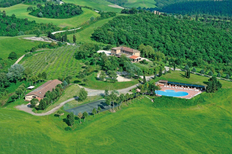 Borgo Hotel Pieve a Salti Montalcino