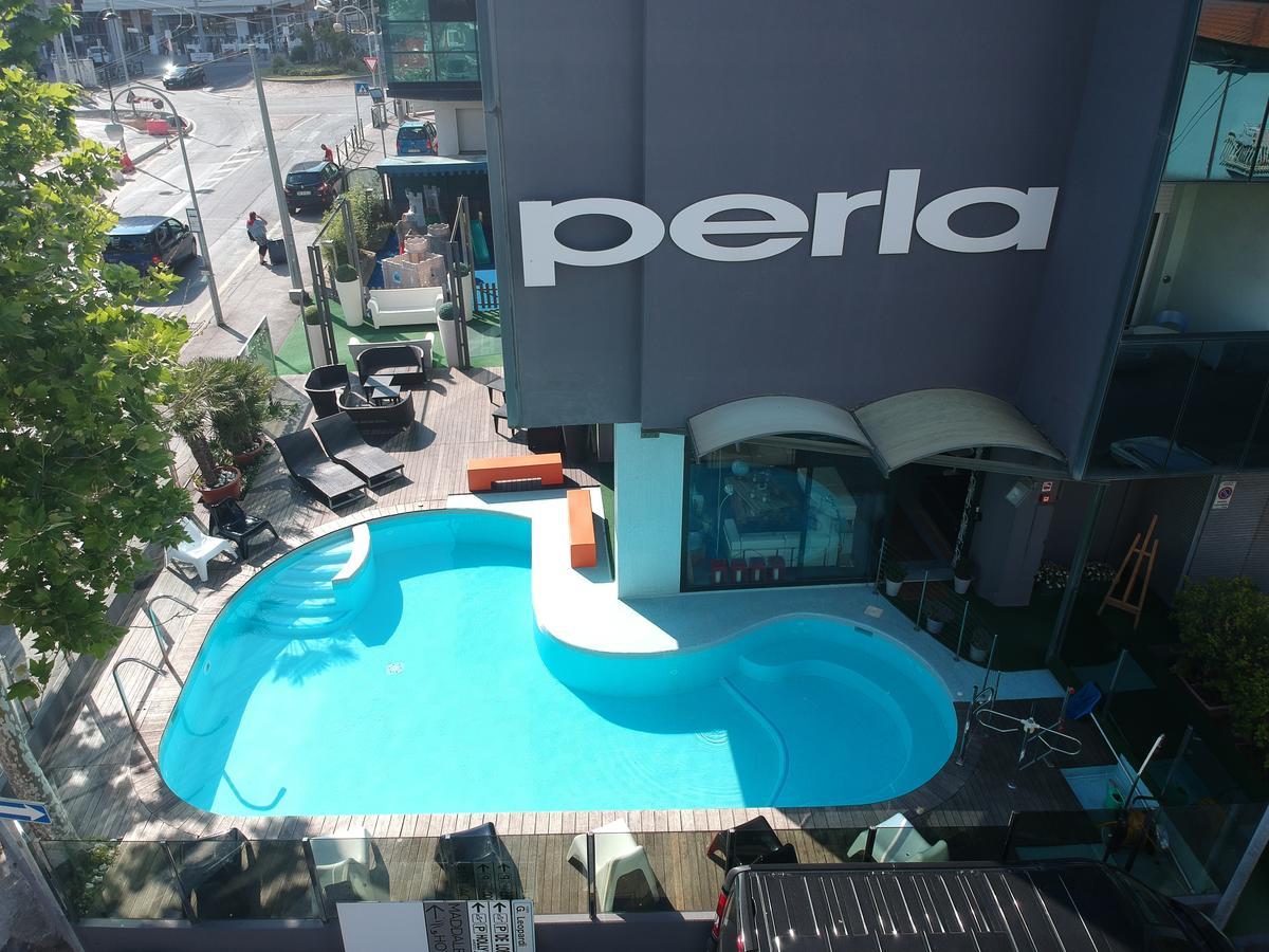 Hotel Perla - Riccione (foto dal sito web booking.com)