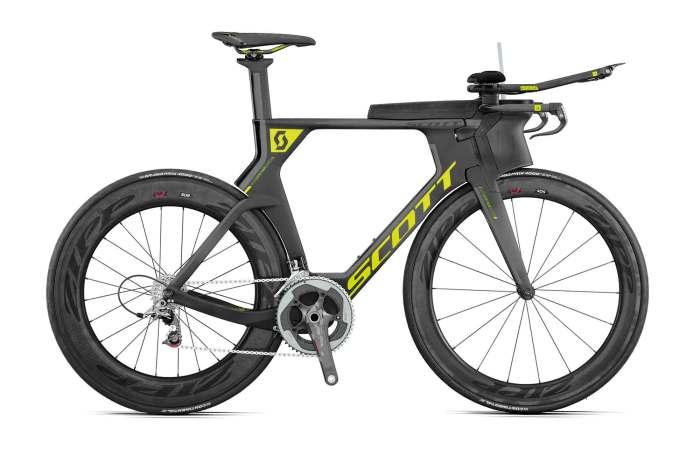 Modello della bicicletta da crono e triathlon Scott Plasma (scott-sports.com)