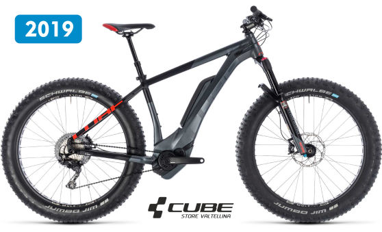 Nutrail fat bike