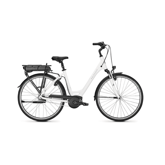 La bici elettrica a pedalata assistita urban Kalkhoff Jubilee Advance B7 (www.focusitaliagroup.