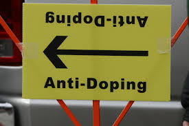 Immagine test antidoping