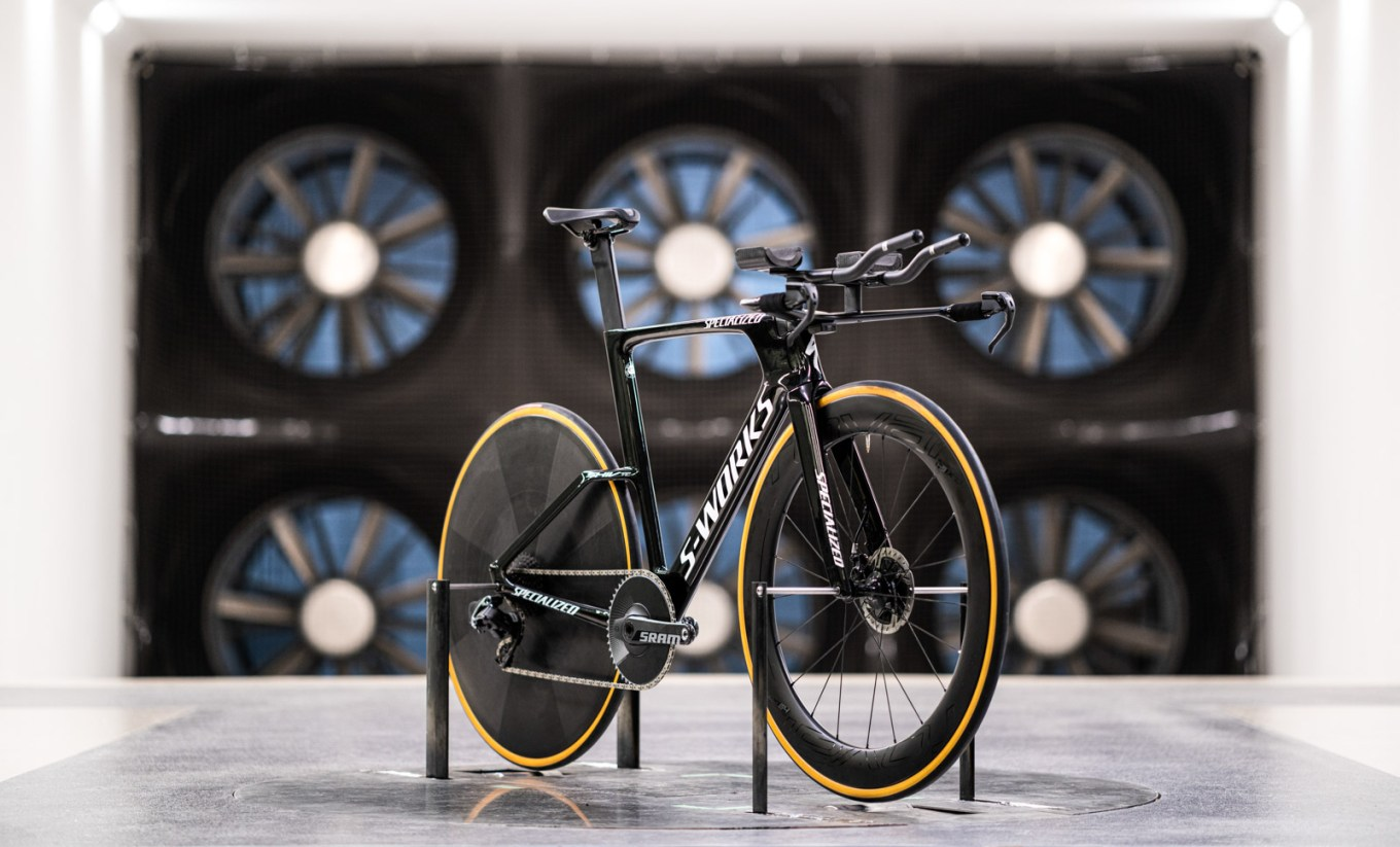 Specialized Shiv TT Disc 2020