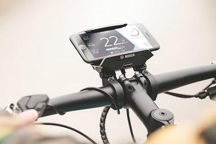 Immagine dello SmartphoneHub (bosch-ebike.com)