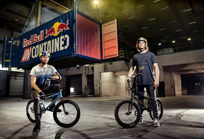 Red Bull BMX Uncontained 2019