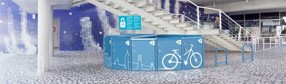 Oceanário Bike Lockers