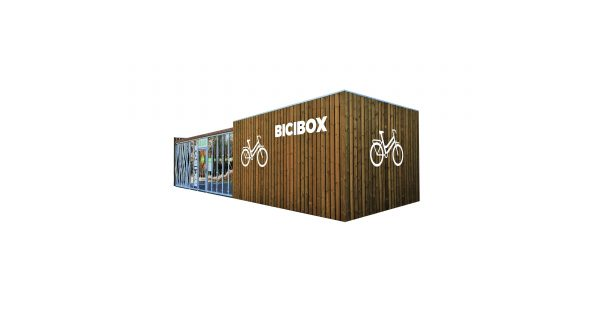 BiciBox Bike box Bike storage