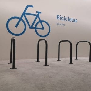 Biciparking Sheffield bike parking estacionamento bicicletas
