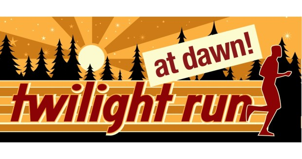 Image result for twilight run at dawn
