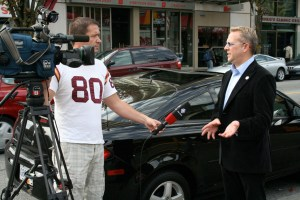 Streetside CBC interview