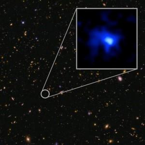 Galaxy EGS-zs8-1
