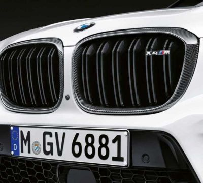 BMW beef-up X3 M and X4 M with M Performance Parts