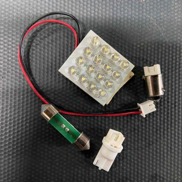 Auto LED Bulbs 16 High Quality Big Generic 7849B